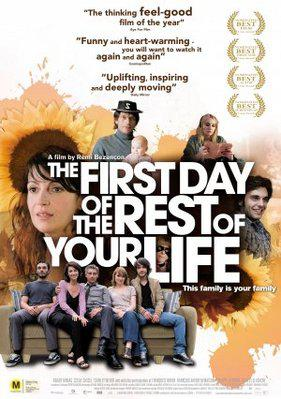The First day of the rest of your life - Poster - Australia