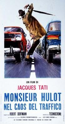 Traffic - Affiche italienne