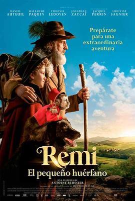 Remi, Nobody's Boy - Poster - Peru