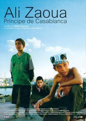 Ali Zaoua, príncipe de Casablanca - Poster - Spain