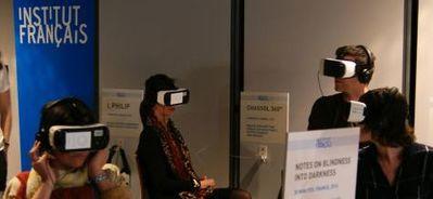 La VR française plein cadre avec Novembre Numérique