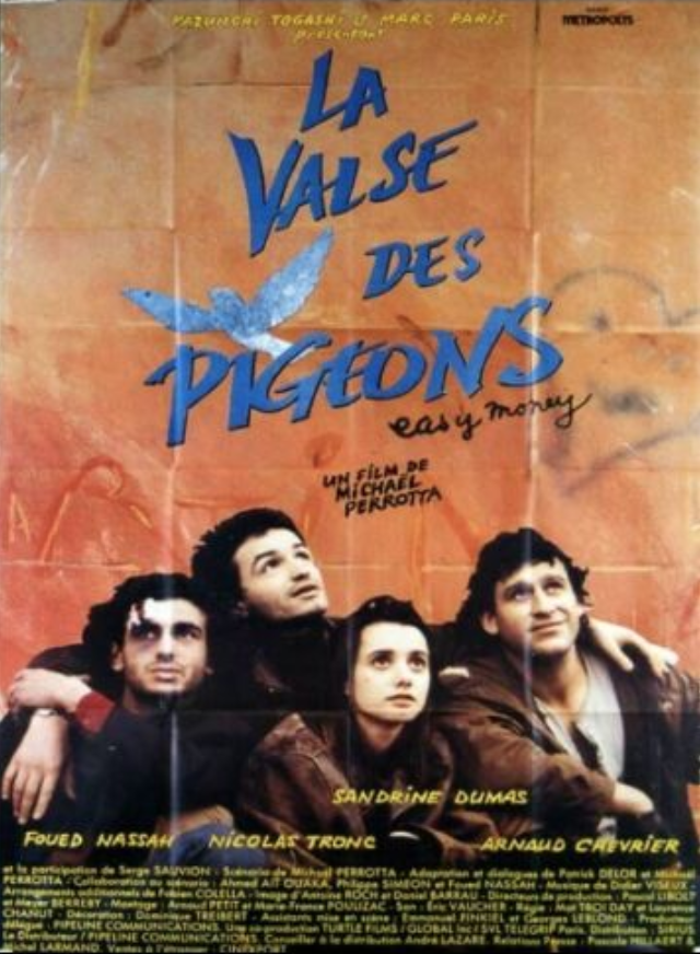 La Valse des pigeons