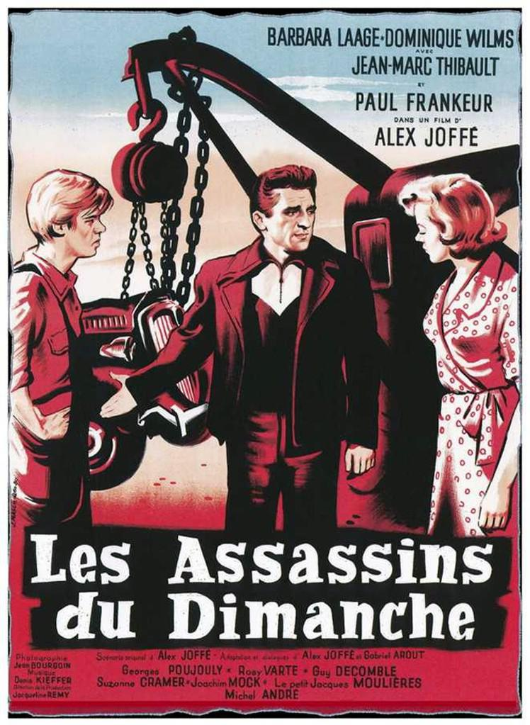 Les Assassins du dimanche