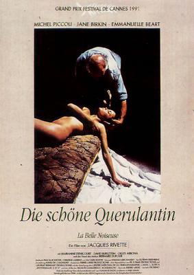美しき諍い女 - Poster Allemagne