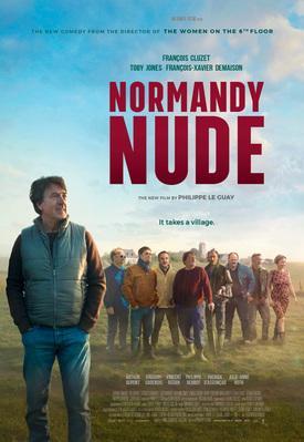 Normandía al desnudo - Poster - Australia