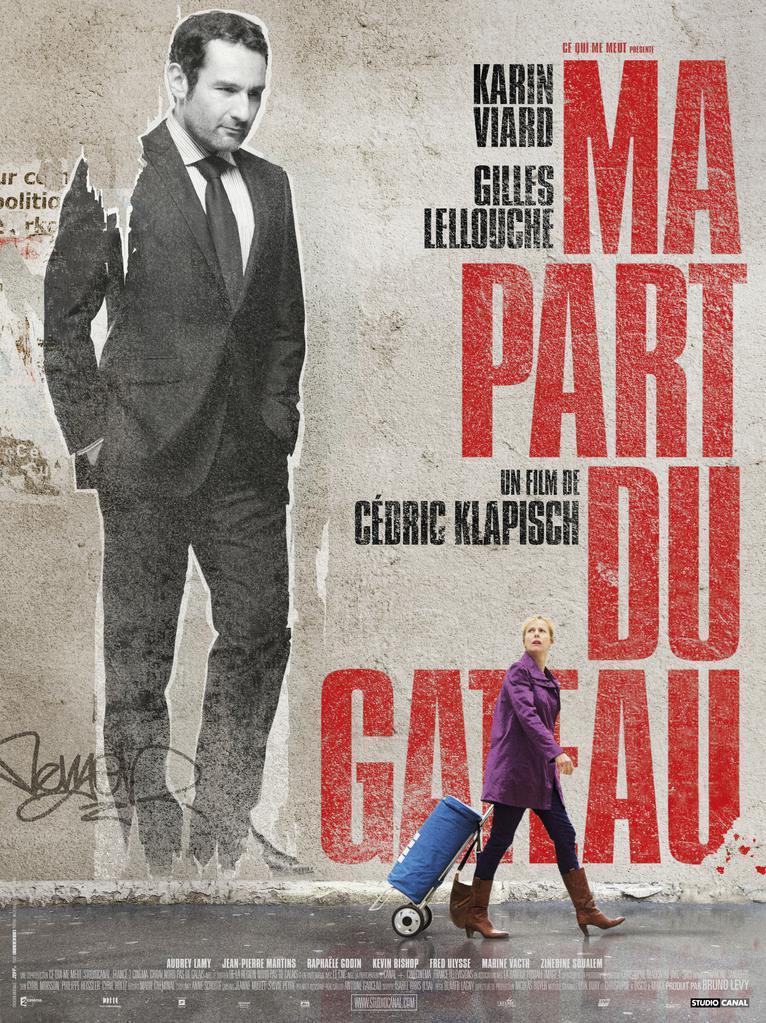 John Vernon - Poster - France