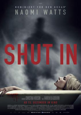 Shut In - Poster - Germany