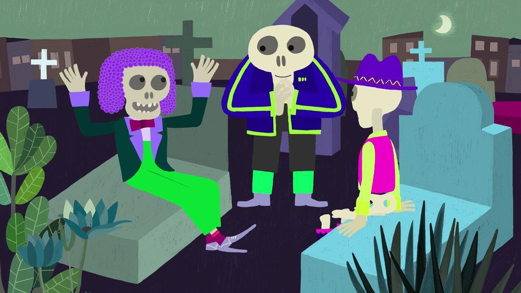 Los Días de los muertos