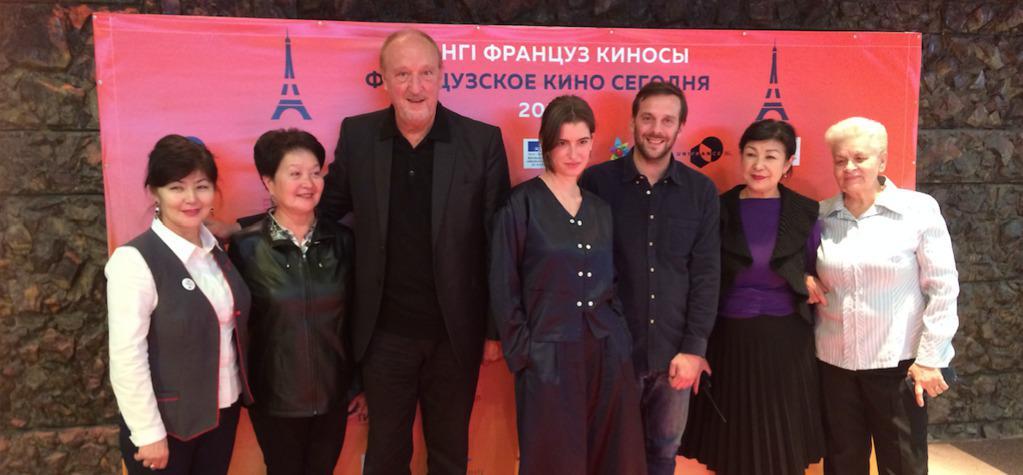 Portfolio : 9e édition du Cinéma Français Aujourd'hui au Kazakhstan - © UniFrance
