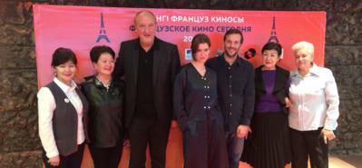 Portfolio: 9th edition of French Cinema Today in Kazakhstan - © UniFrance