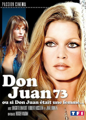 Don Juan (Or If Don Juan Were a Woman) - Jaquette DVD