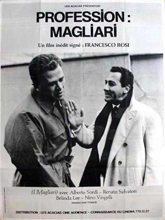 Profession : Magliari