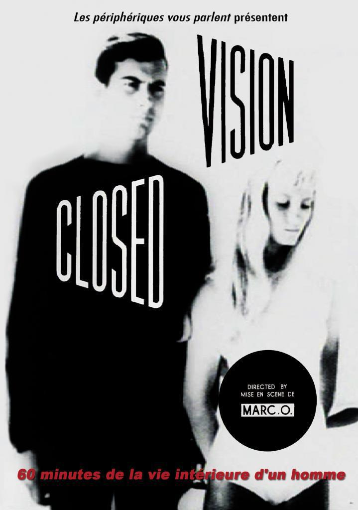 Closed Vision - Jaquette DVD France