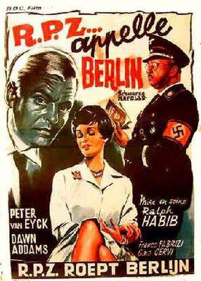 The Black Chapel - Poster Belgique