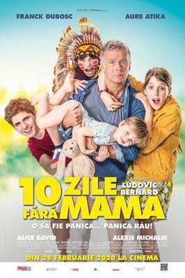 10 jours sans maman - Romania