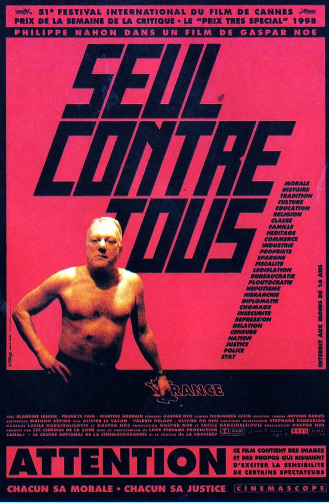 Semaine de la Critique de Cannes - 1998