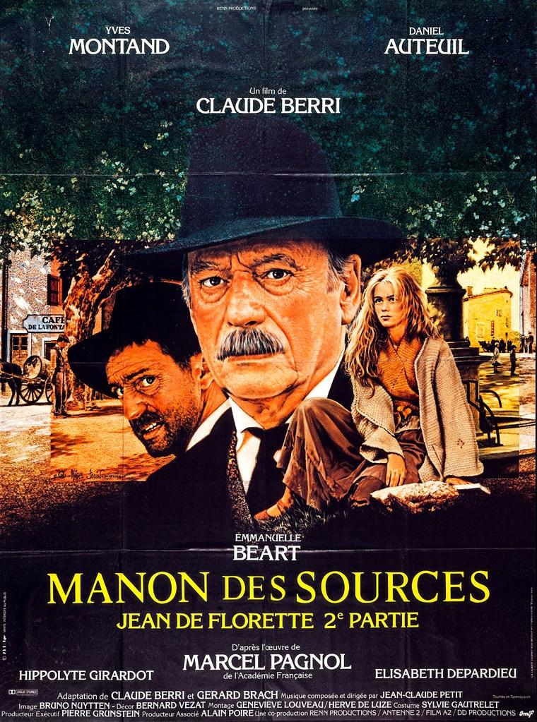 Manon des sources / Manon of the Spring
