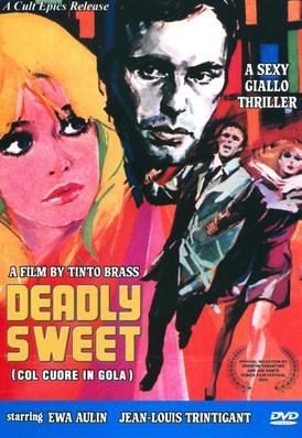 Dead Stop / Deadly Sweet - Jaquette DVD Etats-Unis