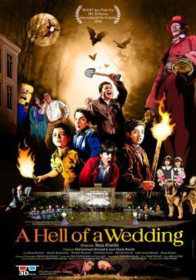 Un mariage d'enfer