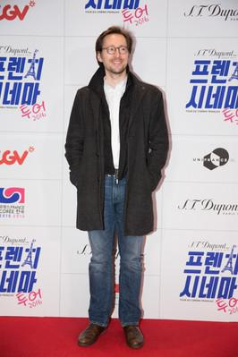 1st French Cinema Tour in South Korea - Christian Desmares