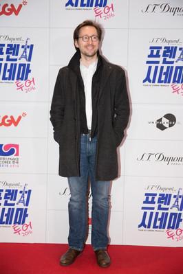 Primera Gira del Cine Francés en Corea - Christian Desmares