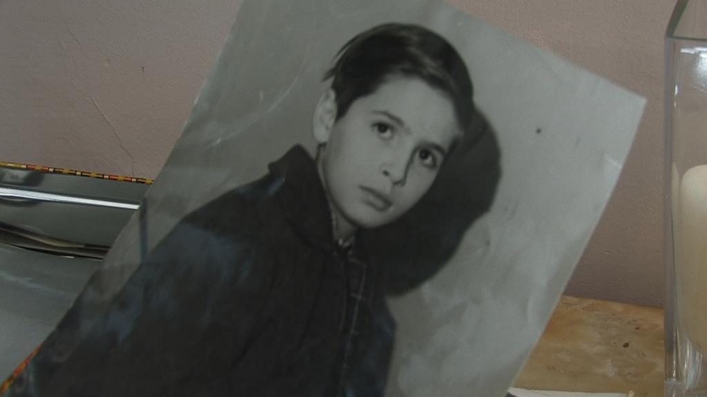Portrait d'Alain Emery, l'enfant qui ne savait pas sourire