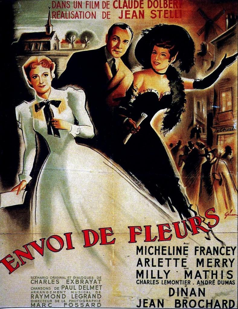 Envoi De Fleurs 1950 Unifrance Films