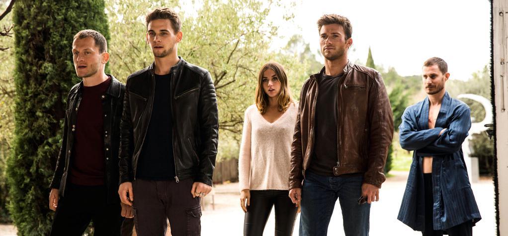 Box office français dans le monde - Novembre 2017
