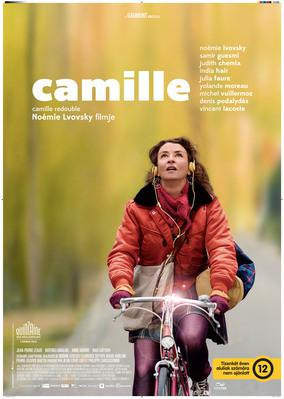 Camille Rewinds - Poster - Hungary