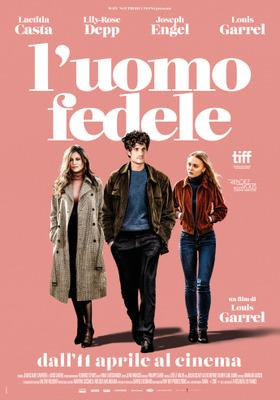 Un hombre fiel - Poster - Italy