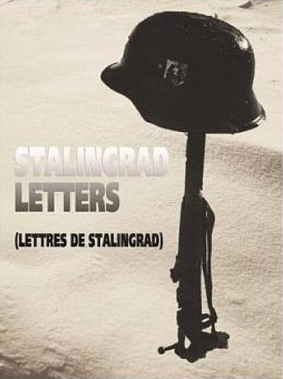 Lettres de Stalingrad - Jaquette DVD - USA