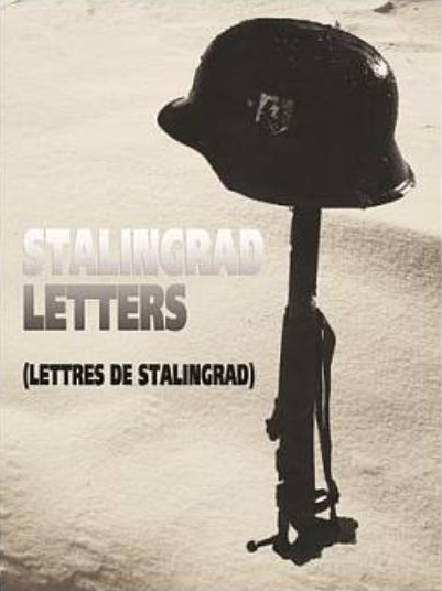 Stalingrad Letters - Jaquette DVD - USA