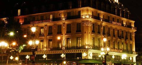 お二人様パリの旅、4つ星ホテル宿泊を手にするのは?