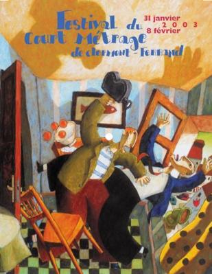 Festival Internacional de Cortometrajes de Clermont-Ferrand - 2003