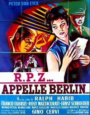 R.P.Z. appelle Berlin