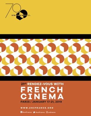 Rendez-vous du cinéma français à Paris - 2019