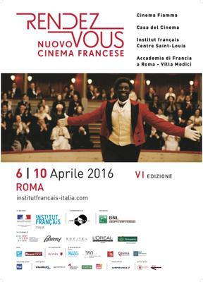 Rendez-vous con el Nuevo Cine Francés de Roma - 2016