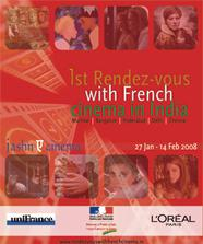 Rendez-vous with French cinema in India - 2008