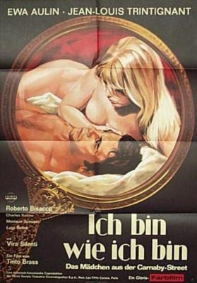 Con el corazón en la garganta - Poster Allemagne