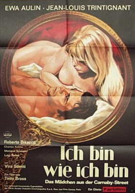 Dead Stop / Deadly Sweet - Poster Allemagne