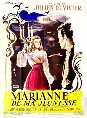 Marianne de ma jeunesse