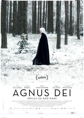 Agnus Dei / The Innocents - Poster - Slovakia