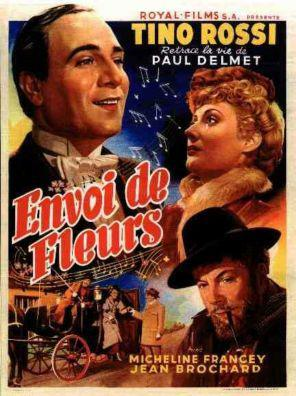 envoi de fleurs 1950 unifrance films. Black Bedroom Furniture Sets. Home Design Ideas