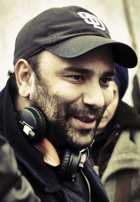 Nabil Ben Yadir - © 2013 / Chi-Fou-Mi Productions / Europacorp / France 3 Cinema / Kiss Films / Entre Chien Et Loup / L'Antilope Joyeuse Photographes : Marcel Hartmann & Thomas Bremond
