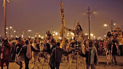 Kumbh Mela - © Sophie Dulac Distribution