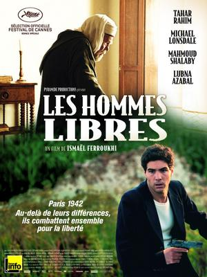 Les Hommes libres - Poster - France