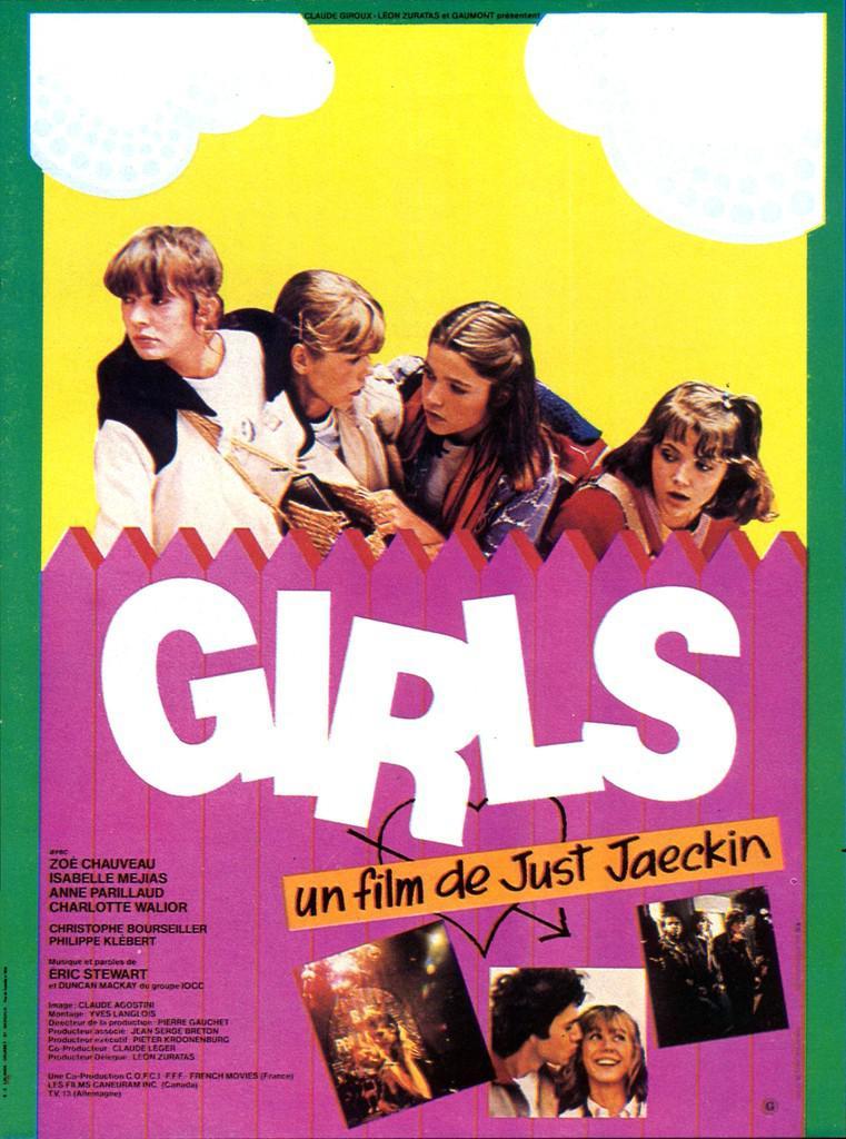 Cuatro chicas