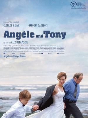 Angèle et Tony - Poster - Germany