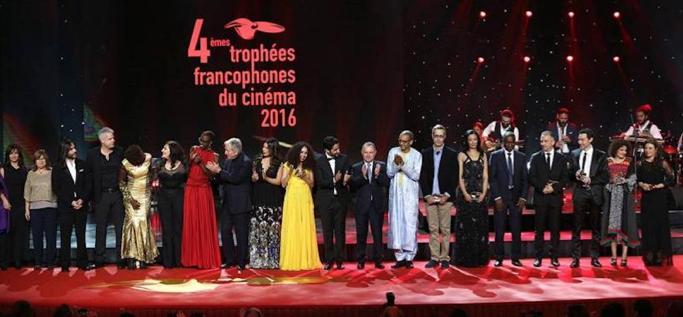 El Líbano entregó los 4º Trofeos del cine de habla francesa