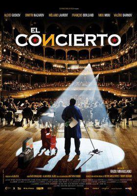 Box-office del cine francés en el mundo - marzo de 2010 - El Concierto